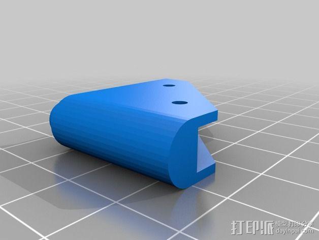 外壳夹 3D模型  图14