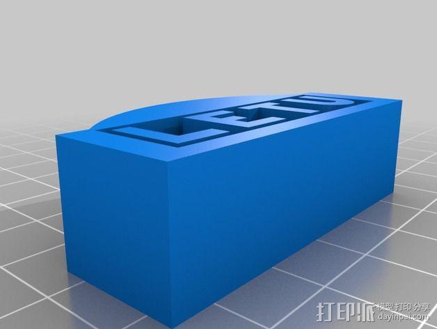 学校竞赛模型 3D模型  图1