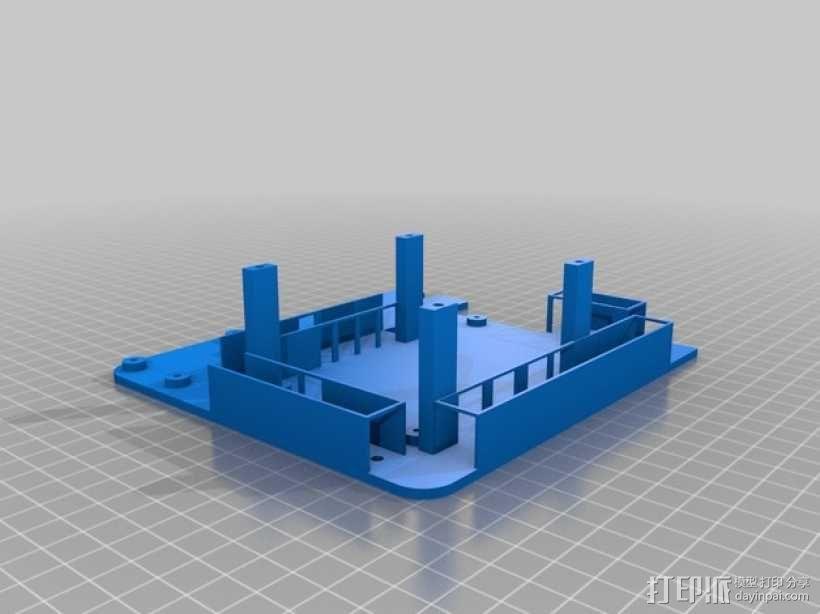 电线管道 3D模型  图2