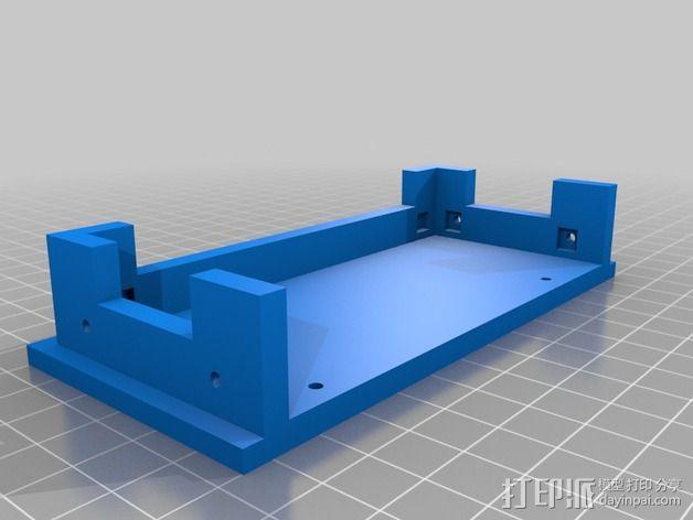 外壳 3D模型  图4