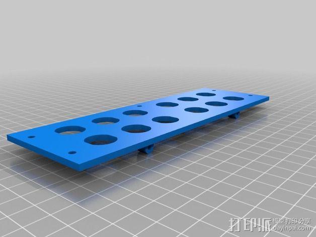 收纳盒 3D模型  图5