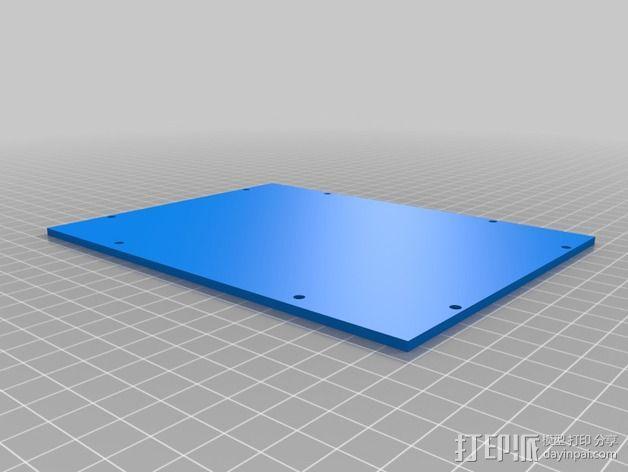 收纳盒 3D模型  图6