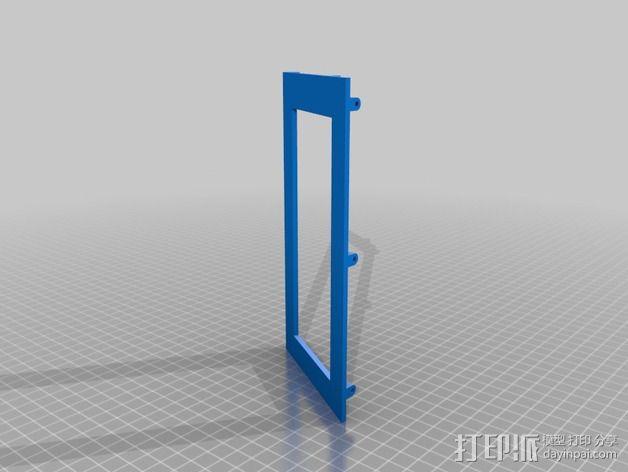 收纳盒 3D模型  图8