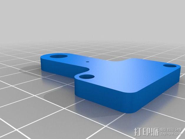 校准器 3D模型  图2