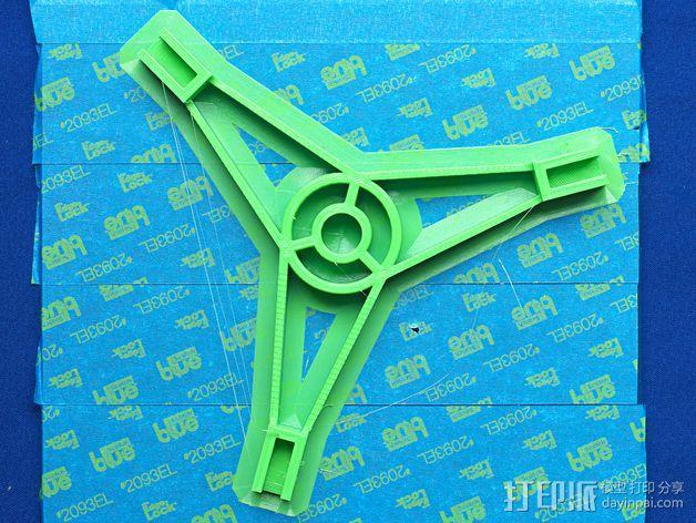 线丝轴 3D模型  图7