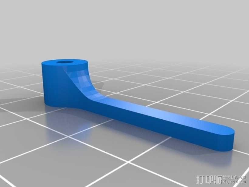 打印机外壳 3D模型  图6