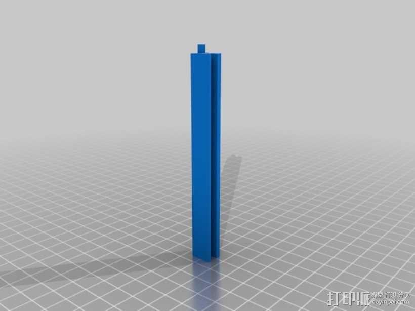 打印机外壳 3D模型  图5
