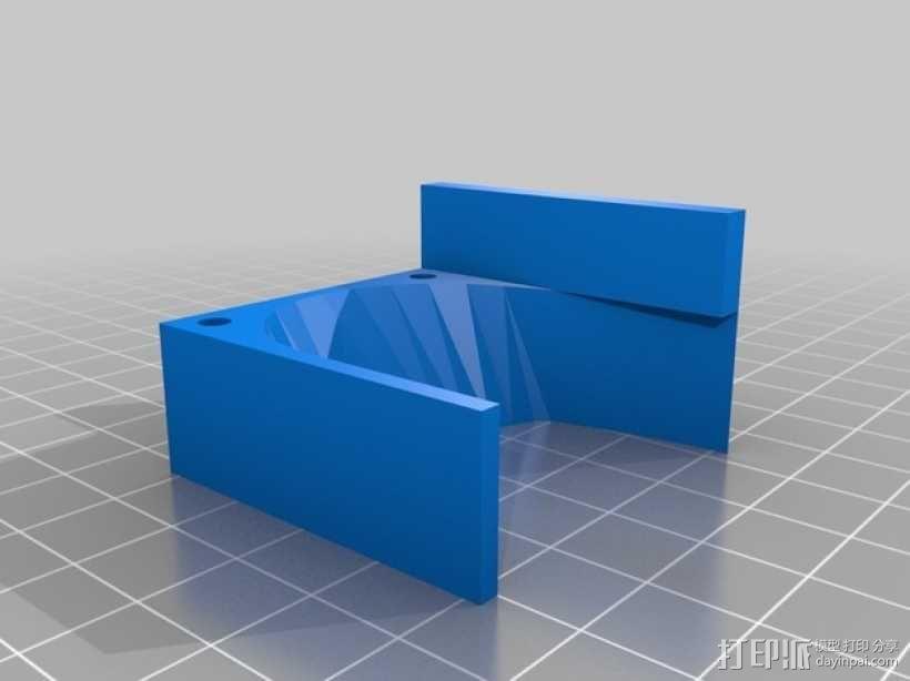 打印机外壳 3D模型  图7