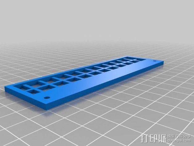 冷却板 3D模型  图9