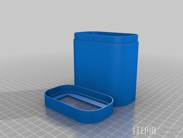 冷却板 3D模型  图10