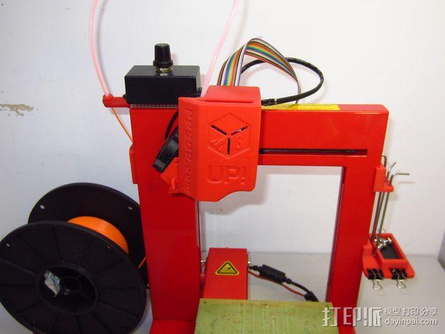 冷却板 3D模型  图11