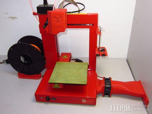 冷却板 3D模型  图13