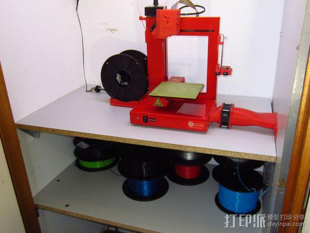 冷却板 3D模型  图12