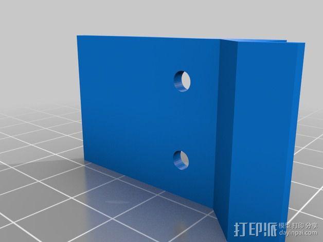 密封夹 3D模型  图3