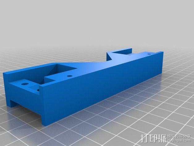 Prusa I3 框架 3D模型  图2