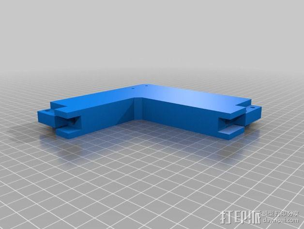 Prusa I3 框架 3D模型  图6