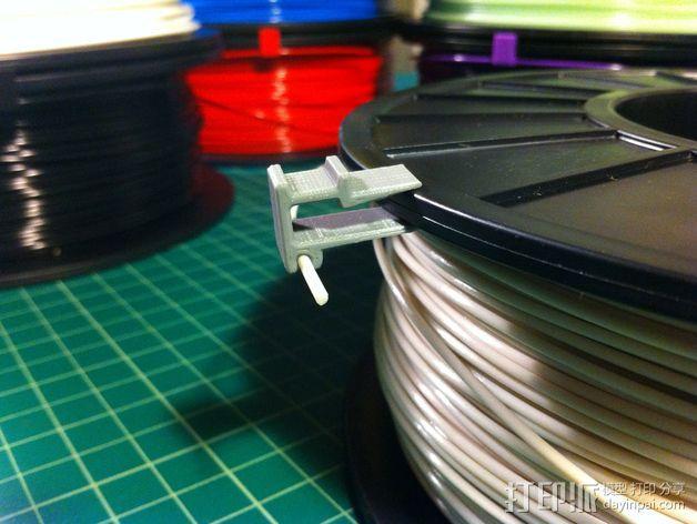 线丝夹 3D模型  图5