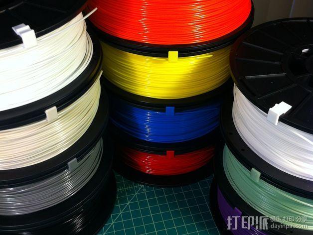 线丝夹 3D模型  图8