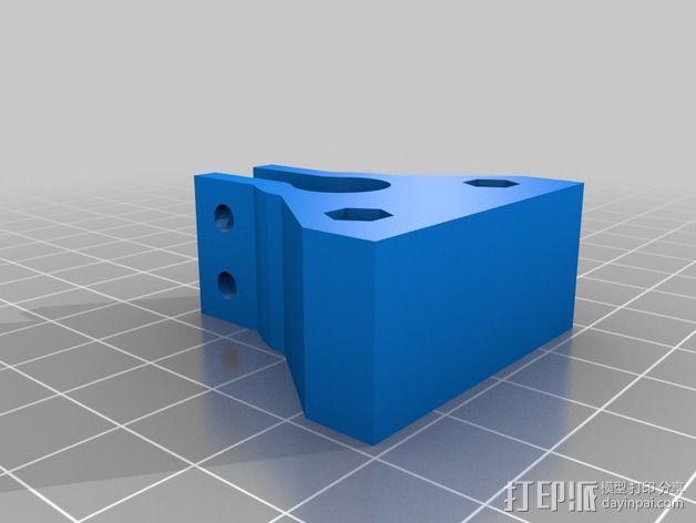 prusa i2笔座 3D模型  图2