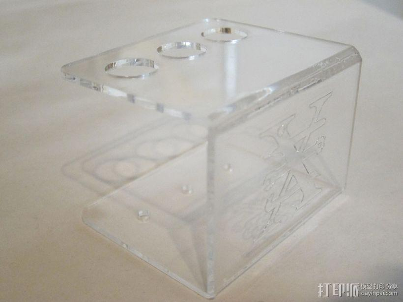 笔座 3D模型  图1