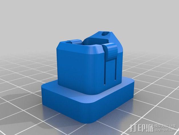 导线器 3D模型  图3
