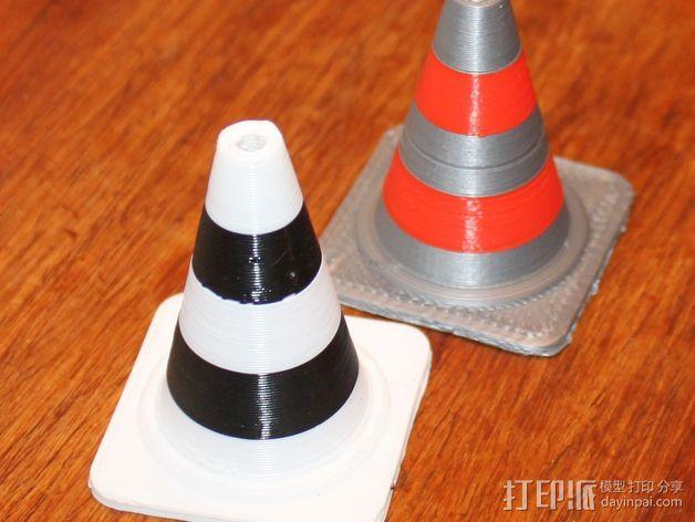 双挤出器 3D模型  图5