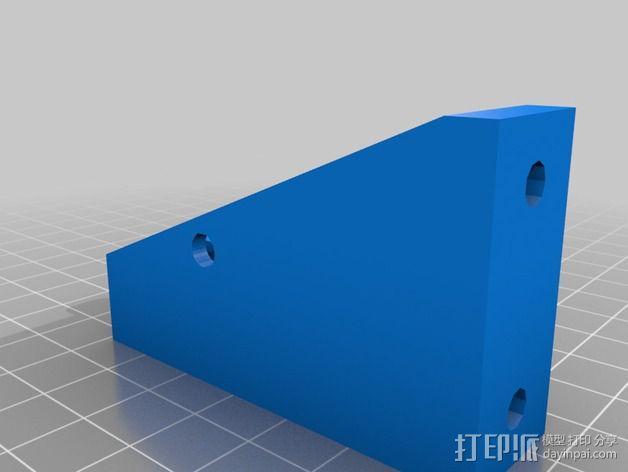 双挤出器 3D模型  图9