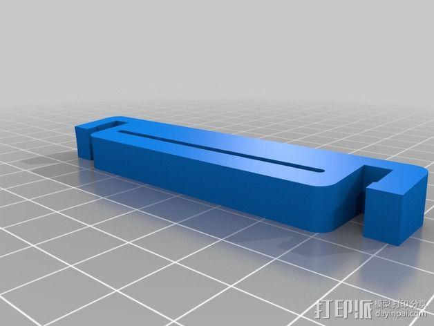 灯丝线轴 3D模型  图5