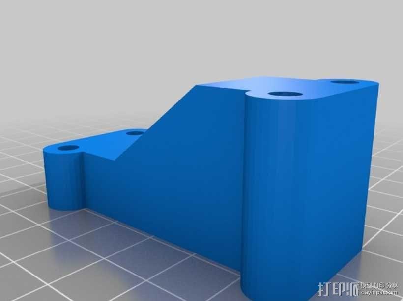 Radus Prusa i2适配器 3D模型  图10