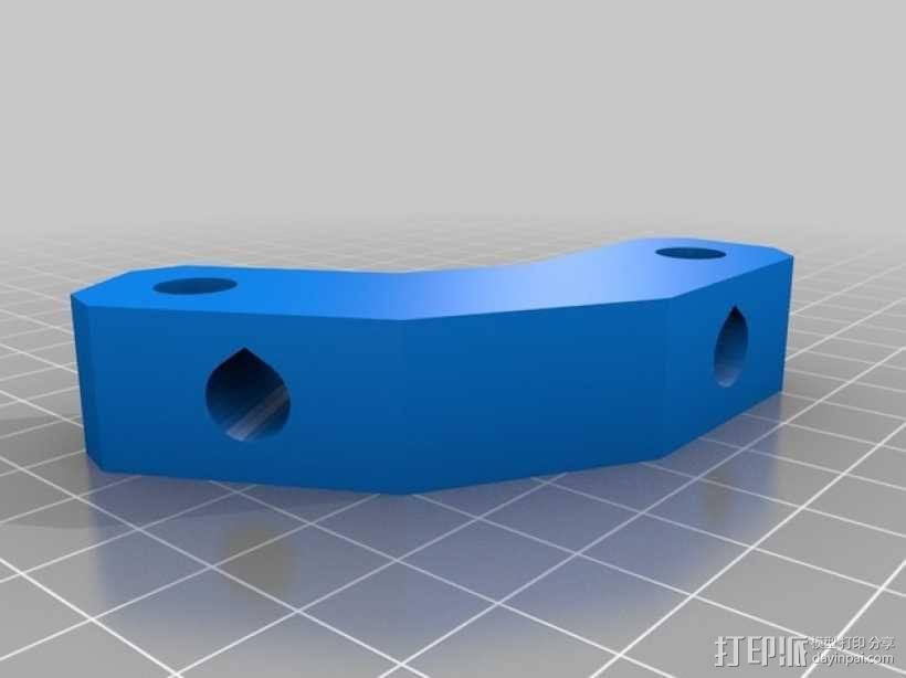 Radus Prusa i2适配器 3D模型  图19