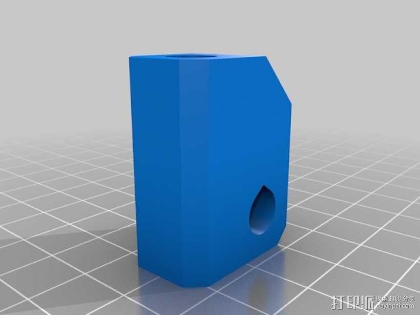 Radus Prusa i2适配器 3D模型  图20