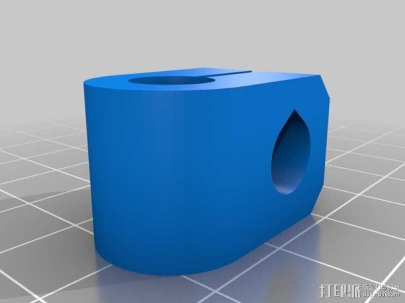 Radus Prusa i2适配器 3D模型  图28