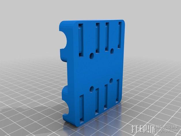 支撑器 3D模型  图2
