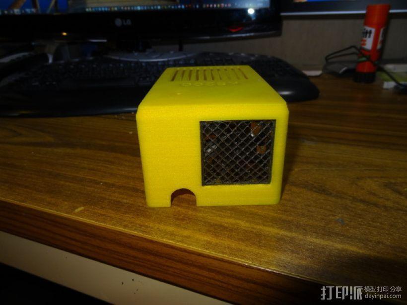 K8200控制面板 3D模型  图3