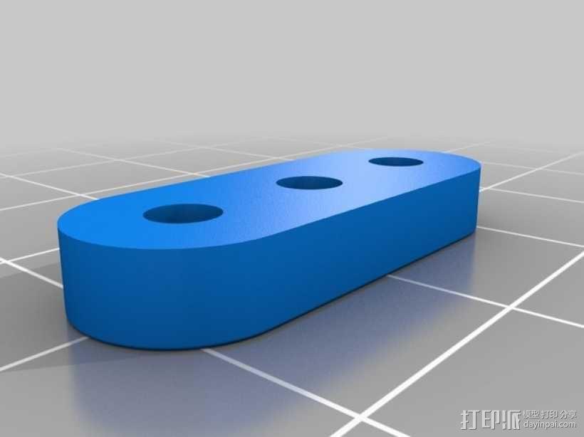 K8200控制面板 3D模型  图5