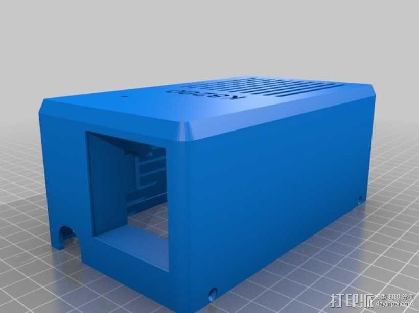 K8200控制面板 3D模型  图8