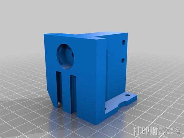 挤出机 3D模型  图7