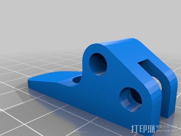 适配器 3D模型  图9