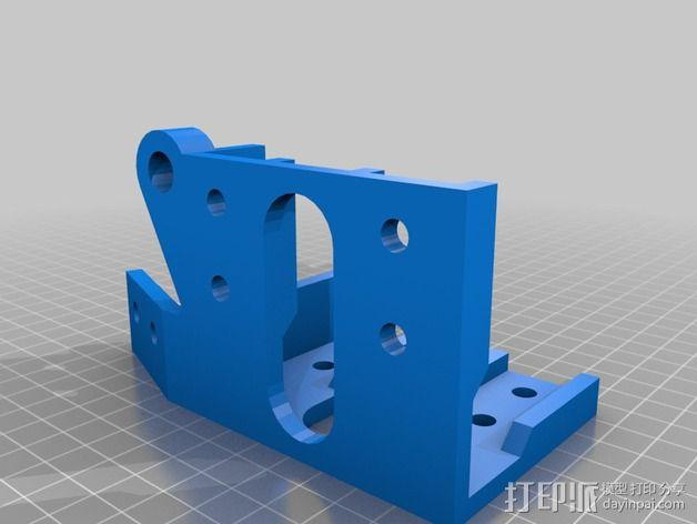 适配器 3D模型  图13