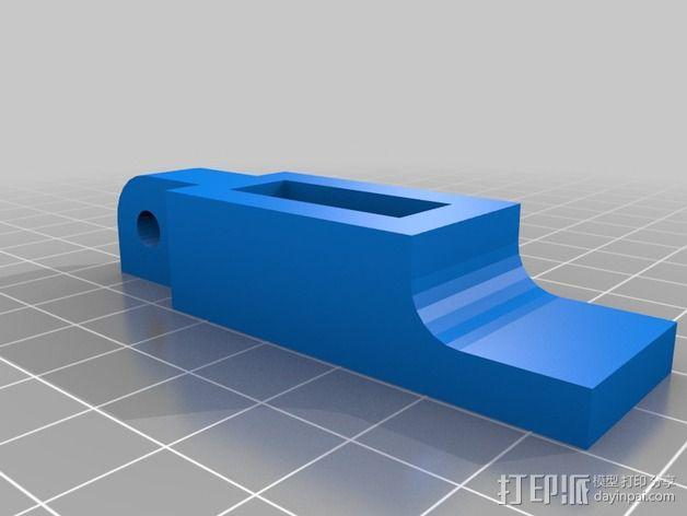 适配器 3D模型  图12
