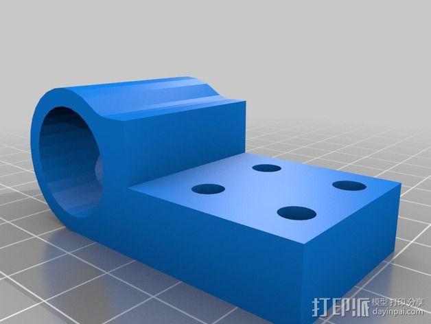 适配器 3D模型  图15