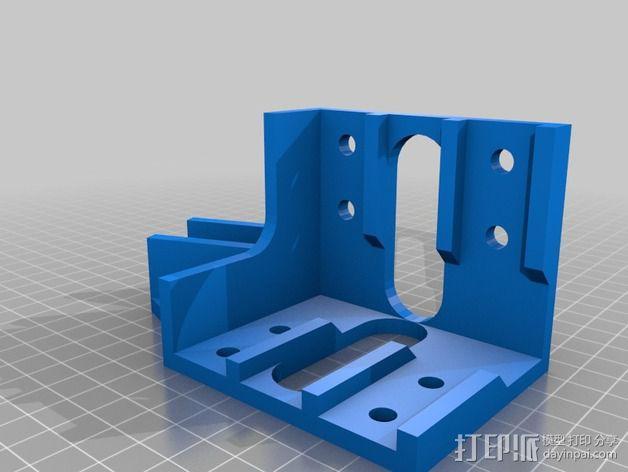 适配器 3D模型  图16