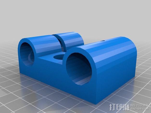 适配器 3D模型  图22