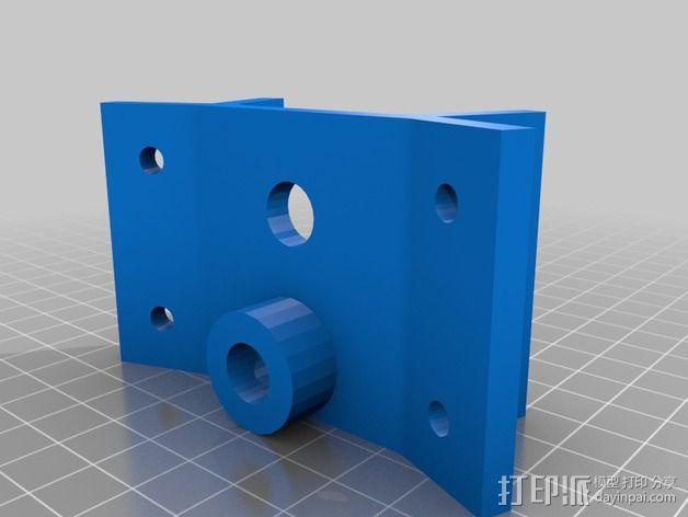 适配器 3D模型  图23