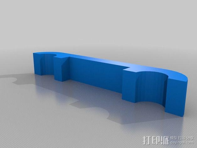 适配器 3D模型  图24