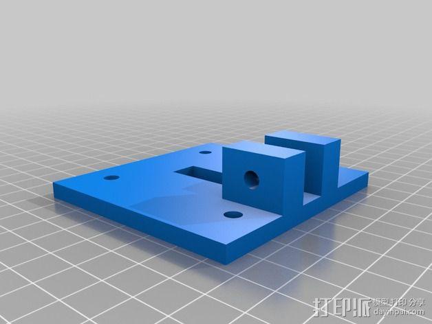 适配器 3D模型  图38