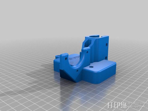 适配器 3D模型  图5