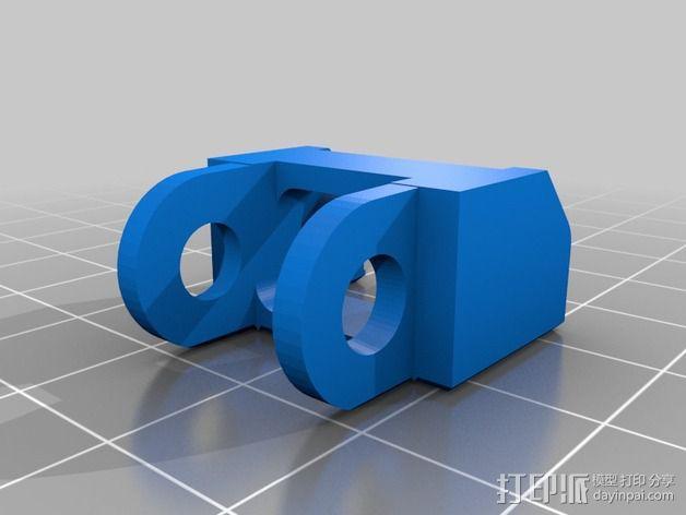适配器 3D模型  图8