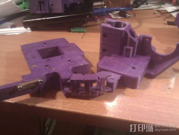 适配器 3D模型  图11