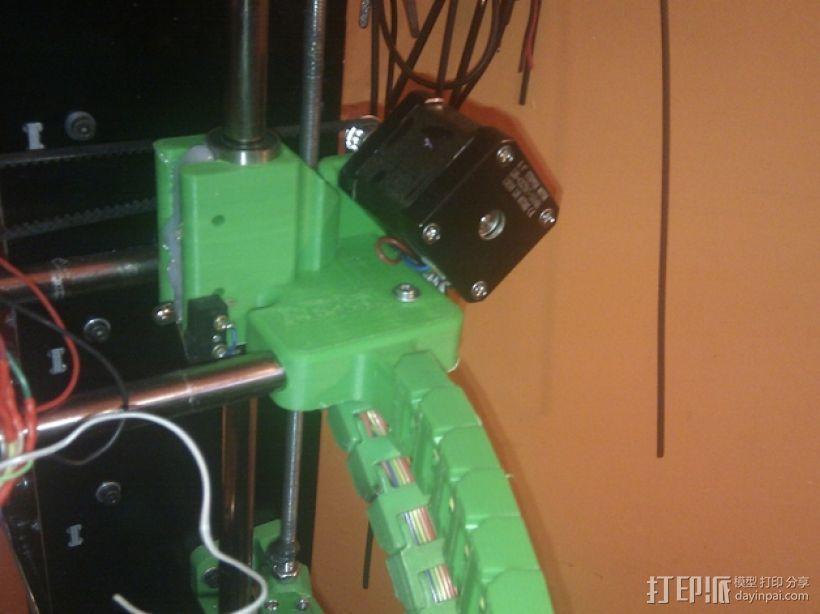 适配器 3D模型  图14
